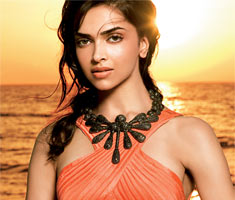 Deepika's shoot for <em>Harper's Bazaar</em>