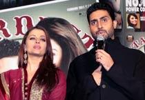 Abhishek, Aishwarya grace the cover of 'Stardust'
