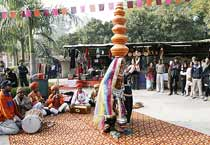 Delhi Haat hosts winter festival