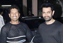 Celebs at 'Dhobi Ghat' screening
