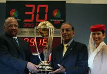 ICC World Cup: The countdown begins