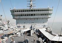 INS Deepak joins Indian Navy