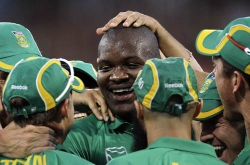 First ODI: SA beat India by 153 runs