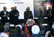 MJ Akbar's book on Pakistan released