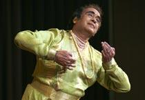 Kathak performance at Triveni Kala Sangam in Delhi