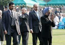 President hosts 'At Home' at Rashtrapati Bhavan