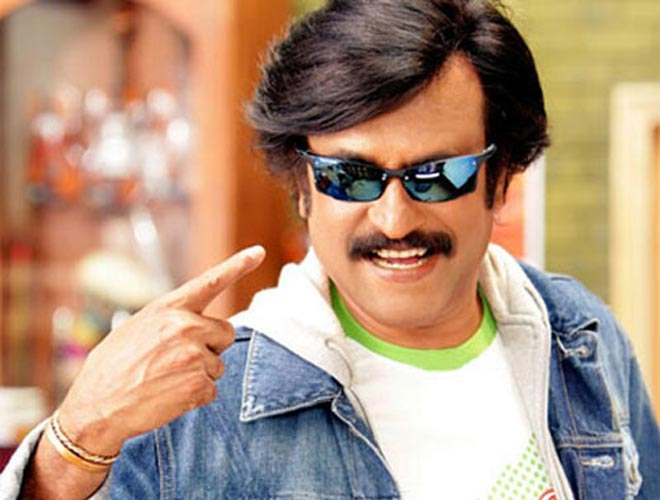 The Rajinikanth Joke Express