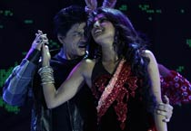 Shahid, SRK and Priyanka rock South Africa