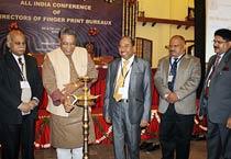 Finger Print Bureau conference inaugurated