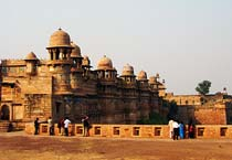 Madhya Pradesh-the heart of India
