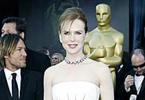 Glam quotient at Oscars 2011