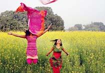 Basant Panchami: The cheer of spring