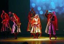 A cultural extravaganza at Banasthali University