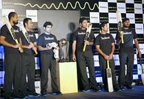 Team India's send-off function