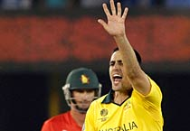 Australia beat Zimbabwe by 91 runs