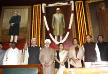 Paying homage to Moraji Desai