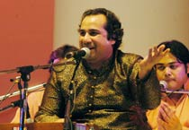 Rahat's stint with Bollywood