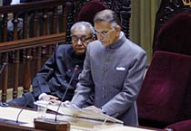 Rajasthan: Budget session begins
