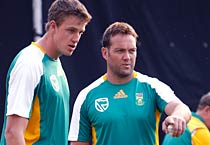 World Cup 2011: SA team begin practice