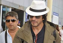 Shah Rukh's 'Don 2' look