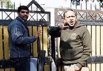 Census officials reach Sushma Swaraj's house