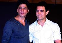 SRK, Aamir come together