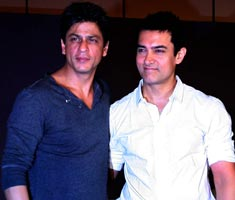 SRK, Aamir come together