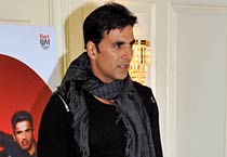 Akshay promotes 'Thank You'