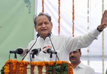 Rajasthan CM, Pilot attend public hearing