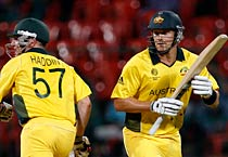 Australia beat Canada by 7 wickets
