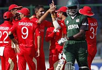 Canada beat Kenya by 5 wickets