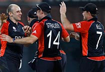 England beat West Indies by 18 runs