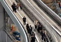 Earthquake triggers tsunami in Japan