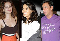 Kangana Ranaut's birthday bash