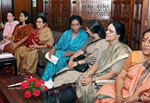 MPs meet on women issues