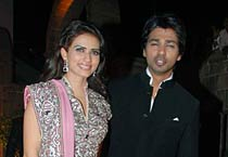 Nikhil Dwivedi's wedding album