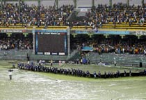 Rain plays spoilsport in SL vs Aus World Cup tie