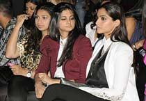 Sonam at Lakme Fashion Week