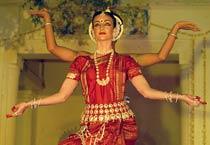 Temple Dance festival at Pushkar