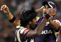 Kolkata beat Rajasthan by 8 wickets