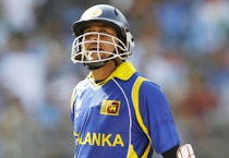 World Cup final: Sri Lanka innings