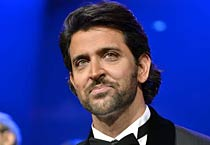 Hrithik's magic at Star Parivaar Awards