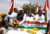 Bhuria takes over as Congress chief in MP