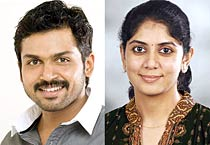 Actor Karthi to marry on July 3