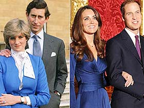 Can Kate match Lady Diana's style?