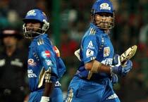 Mumbai beat Bangalore by 9 wickets