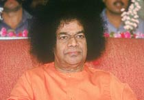 First death anniv of Sathya Sai today