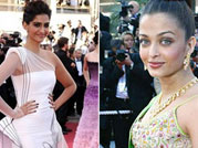 Sonam's hits, Aishwarya's misses at Cannes