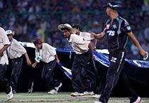 IPL: Delhi Daredevils vs Pune Warriors match washed out