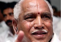 BSY parades MLAs before President